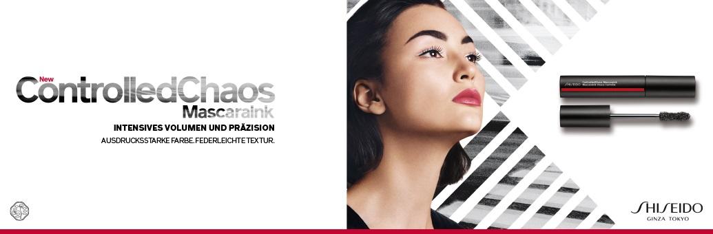 Shiseido Controlled Chaos MascaraInk