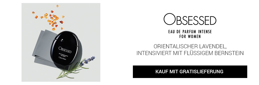 Calvin Klein Obsessed Intense for Women