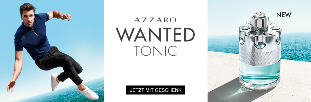 Azzaro Wanted Tonic
