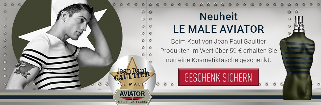 Jean Paul Gaultier Le Male Aviator DÁREK