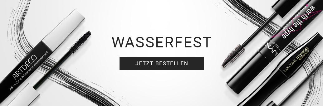 Wasserfeste Mascara
