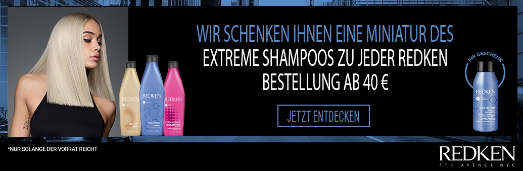 W22 Redken Extreme Shampoo GWP