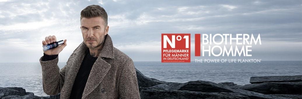 Biotherm Homme Beckham