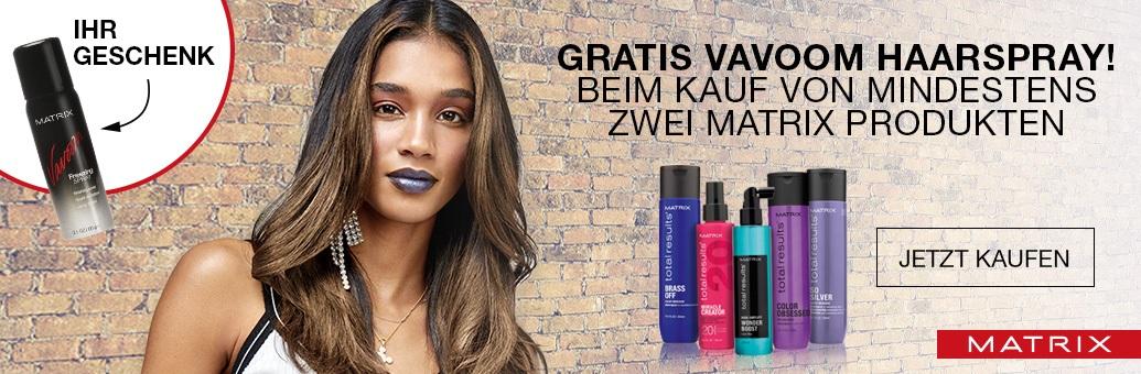 Matrix Vavoom Haarspray Gratis