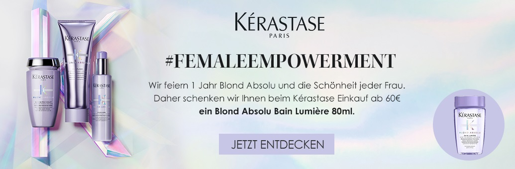 W15 Kérastase Blond Absolu Shampoo GWP