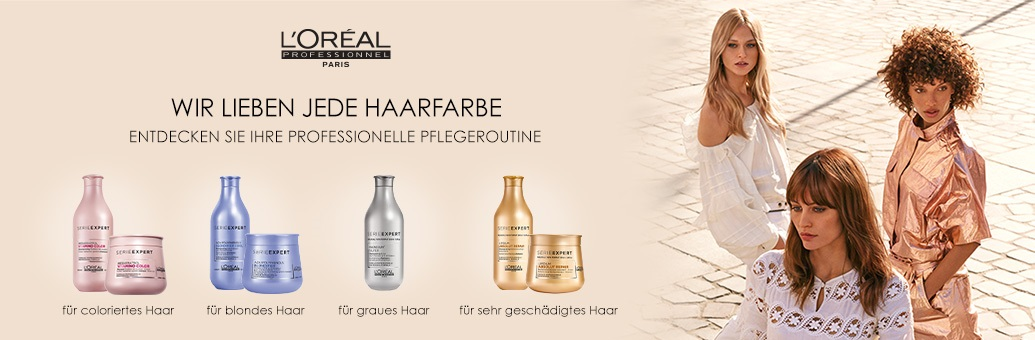 Loreal Professionnel haarfarbe SP