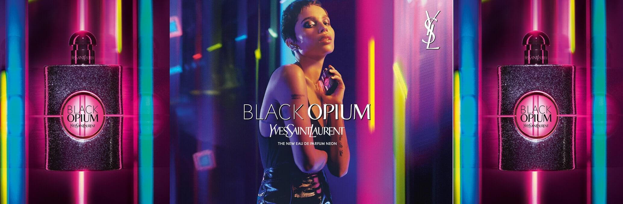 Black Opium Neon Water