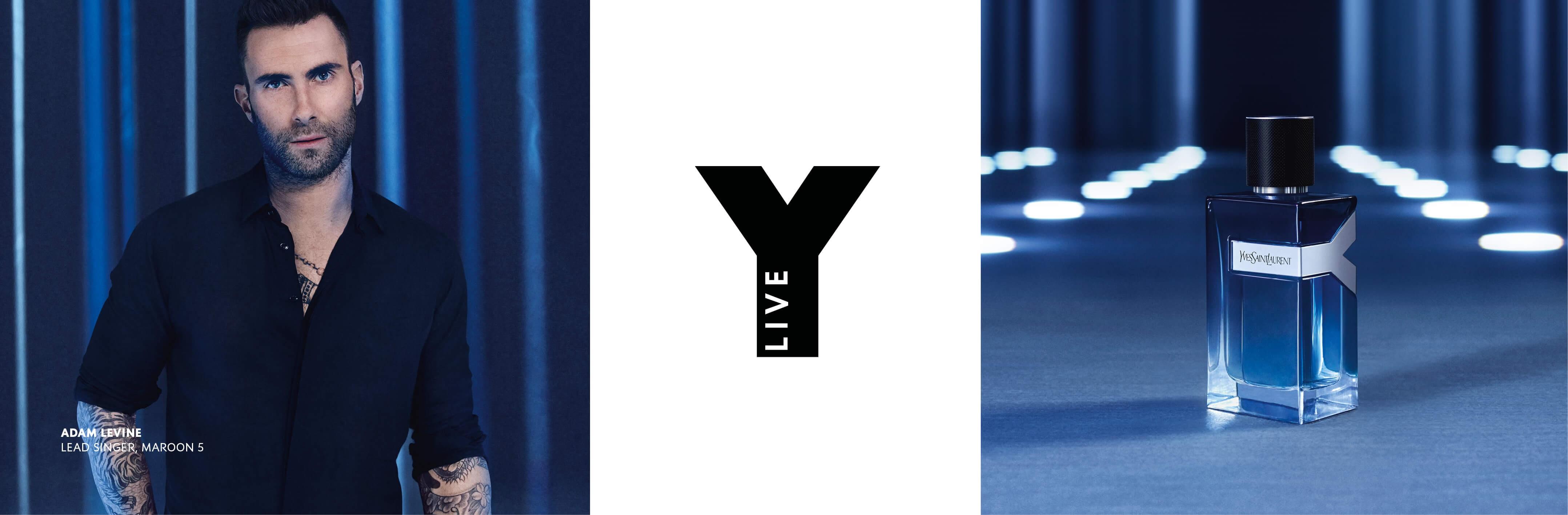 YSL Y LIVE