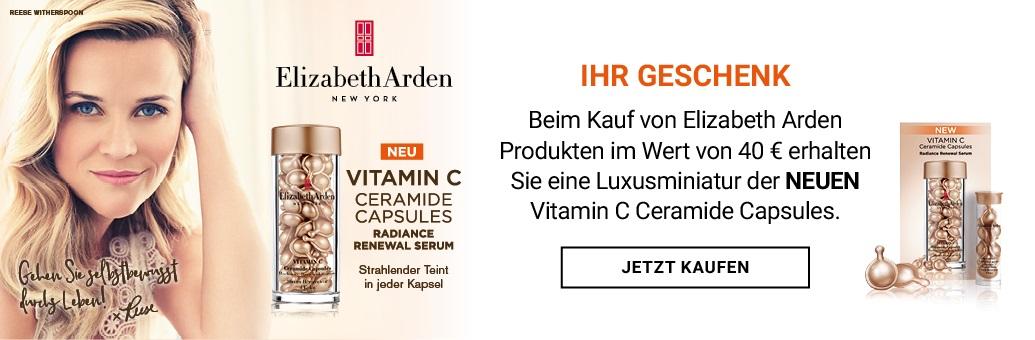 Elizabeth Arden Ceramide Vitamin C Capsules