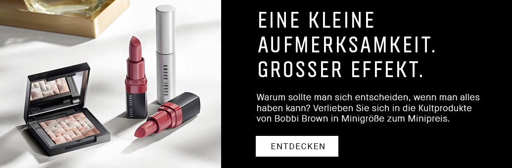 Bobbi Brown Minis SP potěš