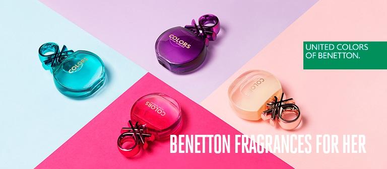 Más que nada atmósfera rock  Benetton Parfum online kaufen | notino.at