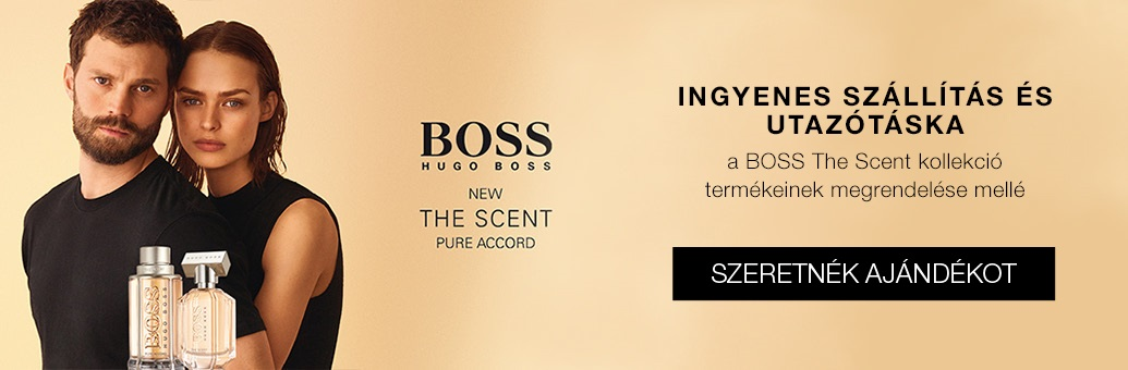 Hugo Boss The Scent Pure Accord 2021