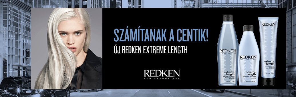 Redken Extreme Length SP