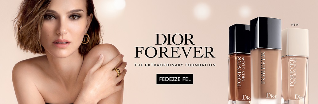 Dior Forever Natural Nude Make-up