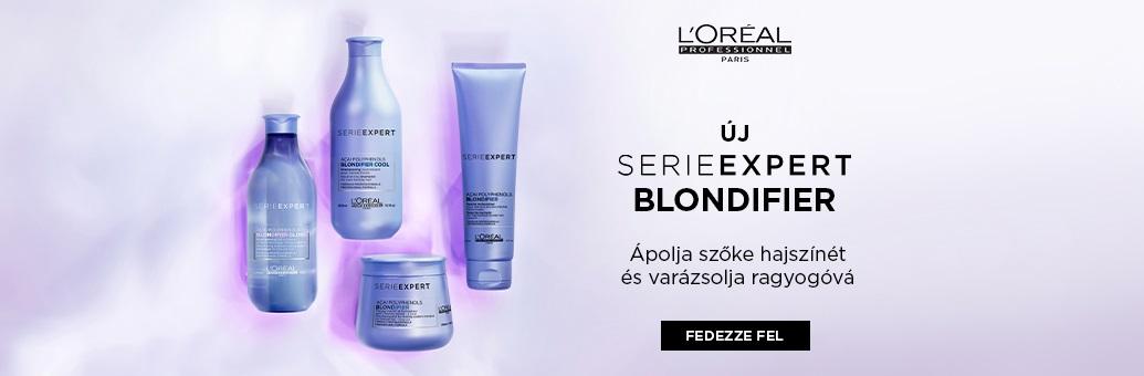 Loreal Pro Blondifier CTA 2021