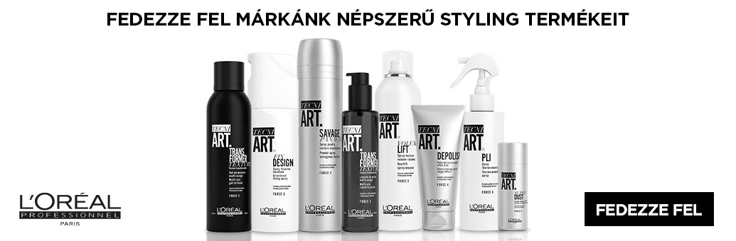 Loreal Professionnel Styling 1