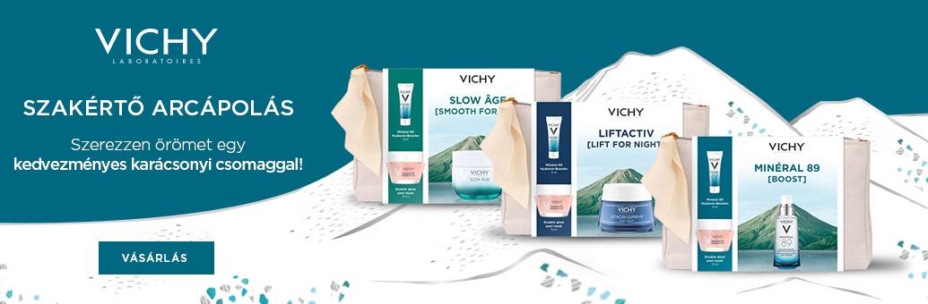 Vichy Christmas sets Skin 2019