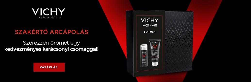 Vichy Christmas sets Men 2019