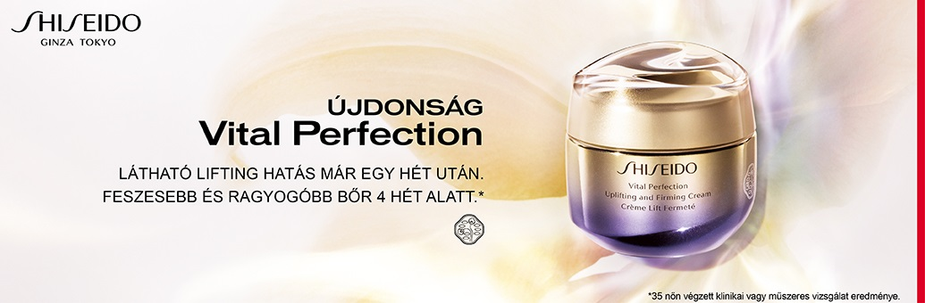 Shiseido Vital Perfection