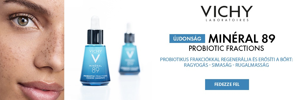 Vichy Mineral 89 Probiotic Fractions