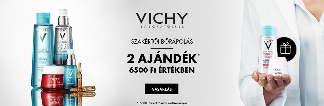 Vichy W39 GWP Hyalu Mask + Micelárka