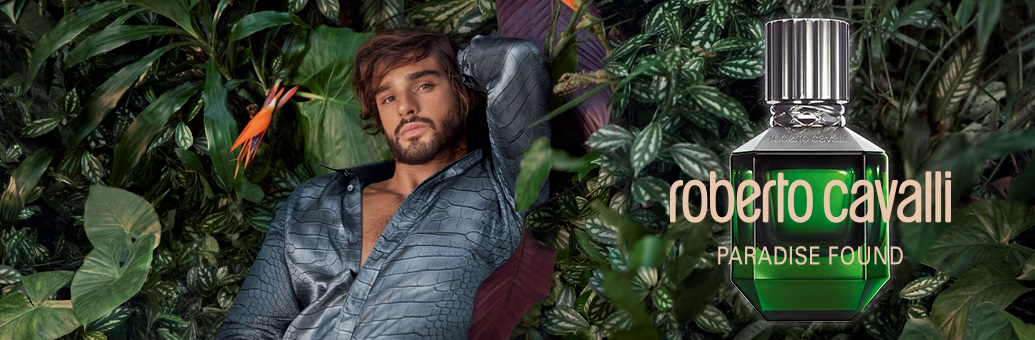Roberto Cavalli Paradise Found For Men