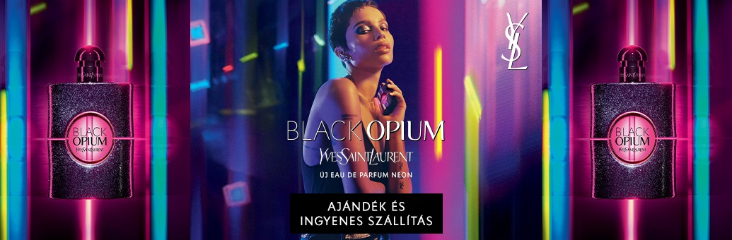 Yves Saint Laurent Black Opium Neon Water