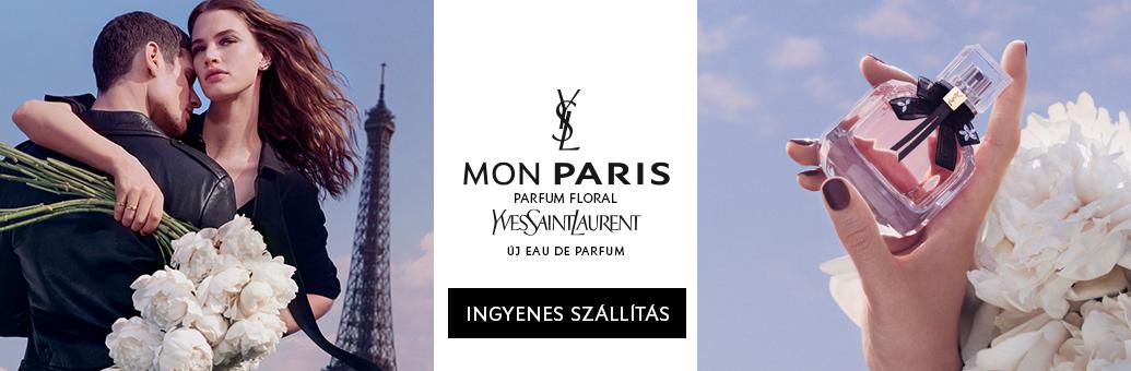 Yves Saint Laurent Mon Paris Floral