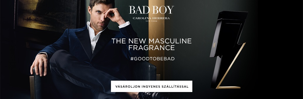 Carolina Herrera Bad Boy Doprava
