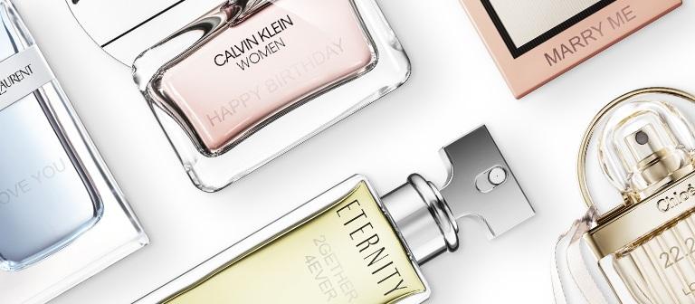 Parfümök gravírozása | Egyedivé tett parfümök | notino.hu