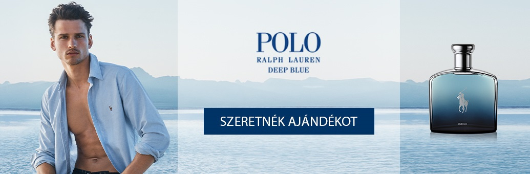 Ralph Lauren Polo Deeop Blue