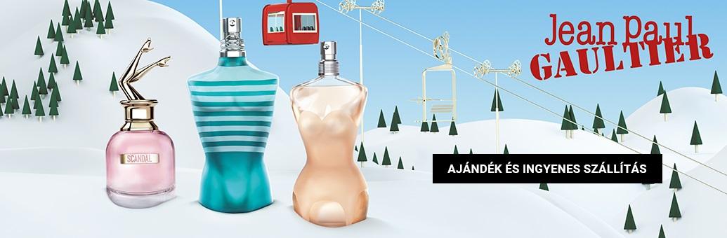 Jean Paul Gaultier christmas gift