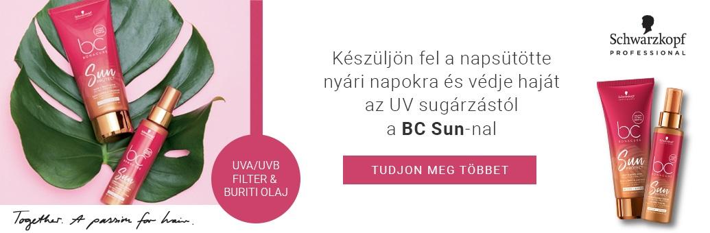 Schwarzkopf BC Sun
