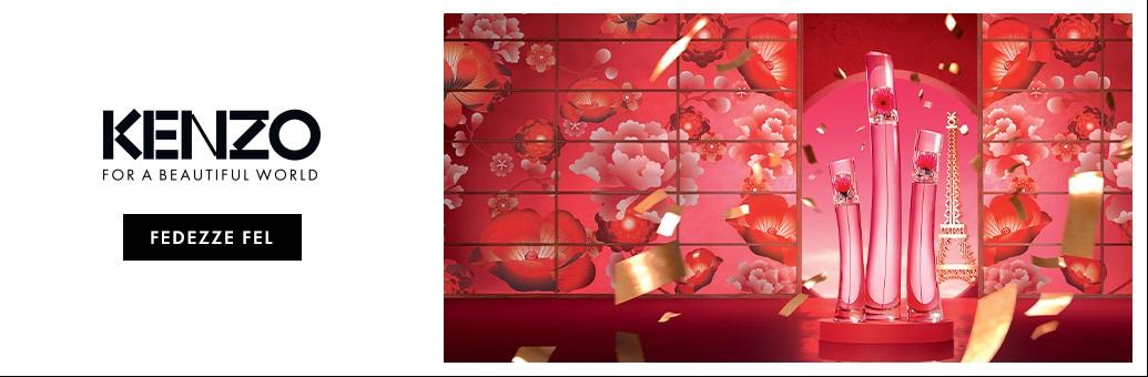 Kenzo Flower by Kenzo Poppy Bouquet Xmas 2020