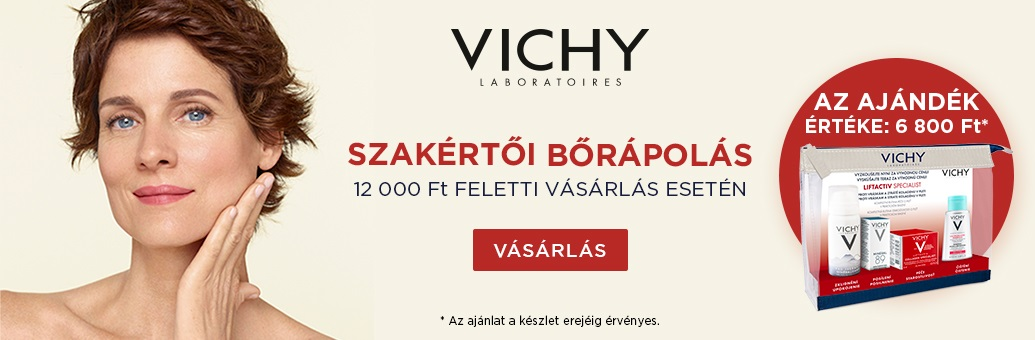 Vichy W3 GWP kosmetická taštička nad 890 Kč