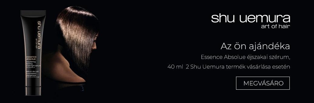 Shu Uemura W35 dárek zdarma