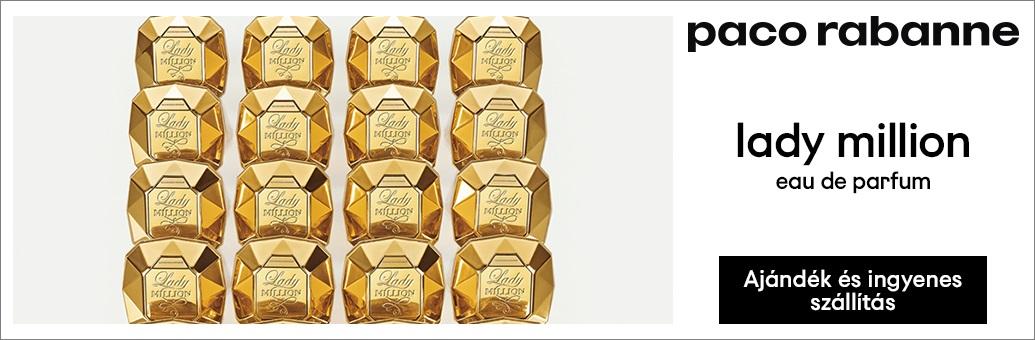 Paco Rabanne Lady Million Gift