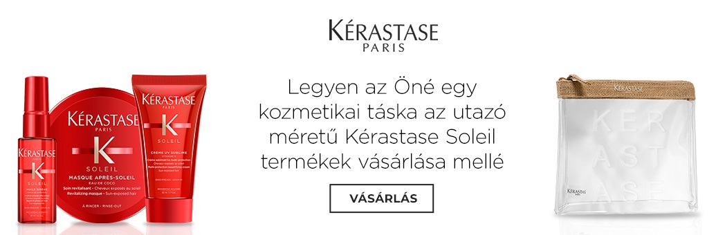W26 Kérastase Soleil taška GWP