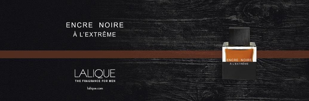 Lalique Encre Noire À L'Extrême