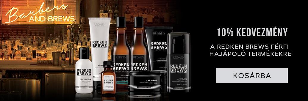 W5 Redken Brews -10%