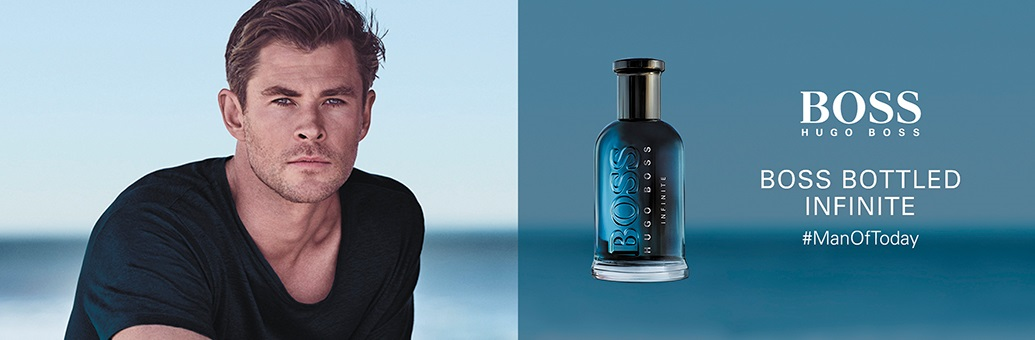 HUGO BOSS Boss Bottled Infinite eau de parfum pentru barbati