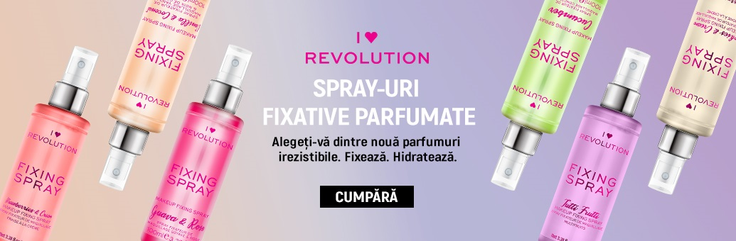 I Heart Revolution Fixing Spray