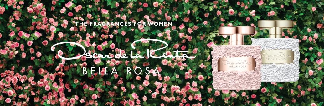 Oscar de la Renta Bella Rosa, Bella Blanca