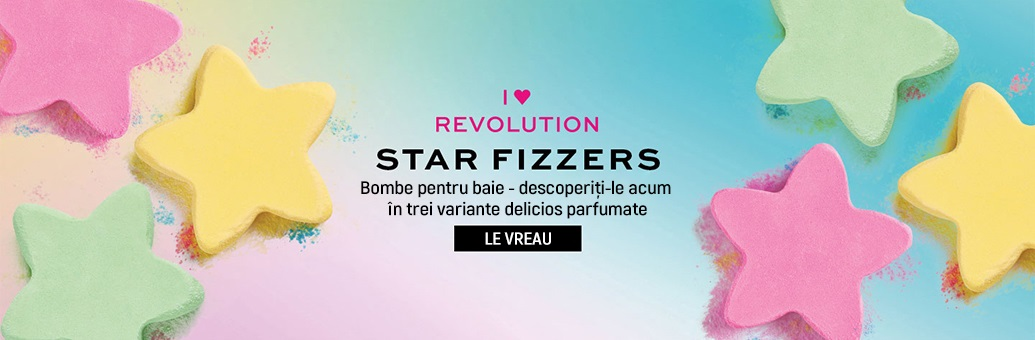 I Heart Revolution Bath Fizzers
