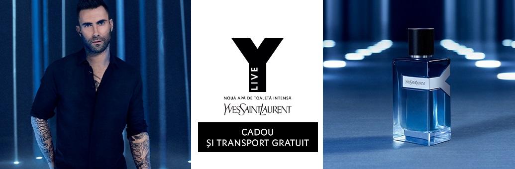 Yves Saint Laurent Y Live