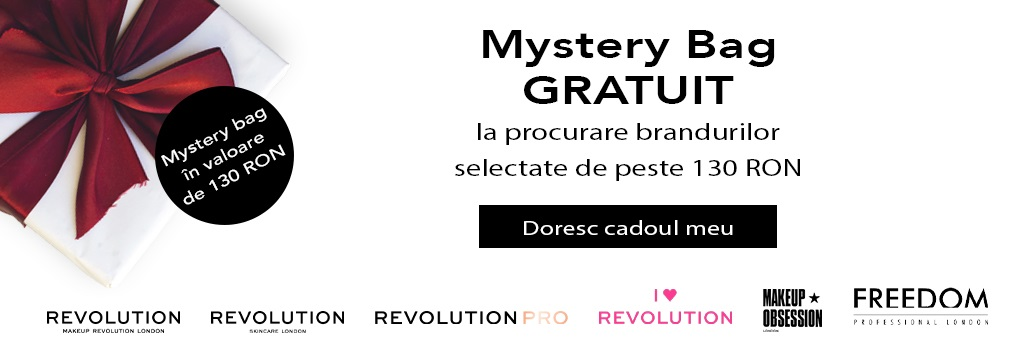 Makeup Revolution Mystery Bag W44-47 2019