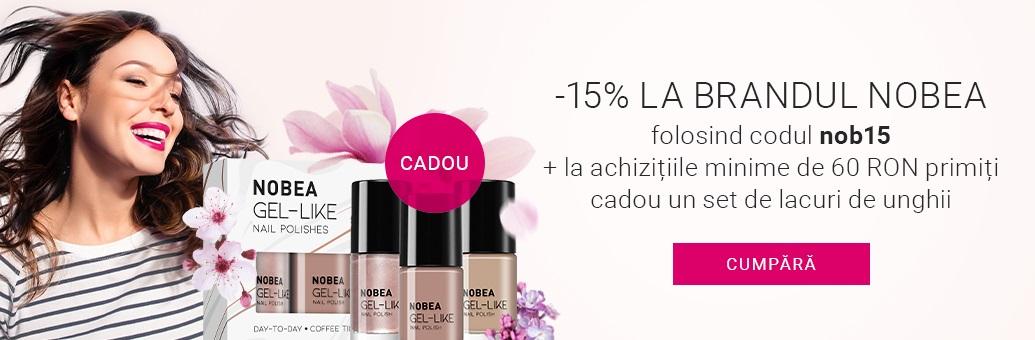 NOBEA_15% Sale+GWP_W16