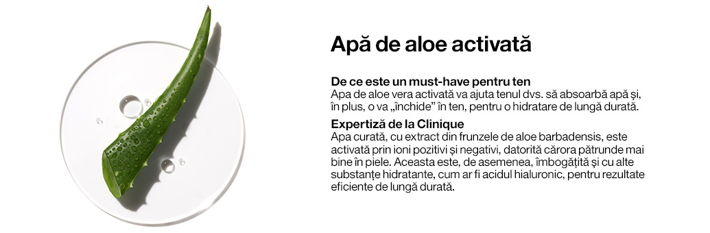 Clinique Men SP aloe