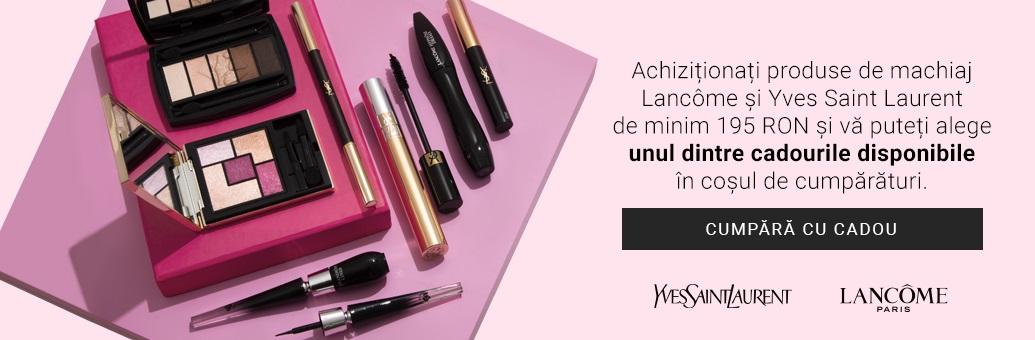 YSL Lancome Makeup Boost