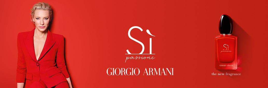 Armani Sí Passione